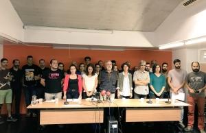 Imatge de la notícia Neix 'En Peu de Pau', una plataforma per enfortir les mobilitzacions no violentes