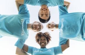 Només el 27% de les organitzacions voluntàries inclouen gent discapacitada al seu equip. Font: Unsplash. Font: Font: Unsplash.