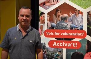 Jordi Balot en l'Assemblea General on va ser escollit president pels propers 4 anys. Font: FCVS