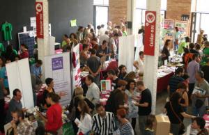 Imatge de la notícia Vols participar com a voluntari o voluntària a la Fira d'Economia Solidària d'enguany?