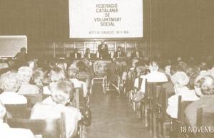 Imatge de la notícia La Federació Catalana de Voluntariat Social celebra 25 anys