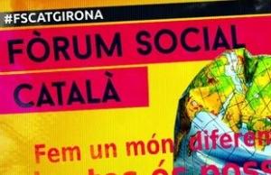 Imatge de la notícia Fòrum social català a Girona