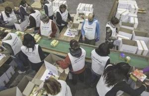 Imatge de la notícia El Banc dels Aliments necessita 25.000 voluntaris per al Gran Recapte 2015