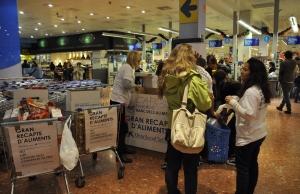 Imatge de la notícia El Banc dels Aliments busca 20.000 voluntaris per al Gran Recapte 2014