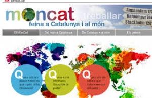 Imatge de la notícia La Generalitat de Catalunya crea el portal MonCat