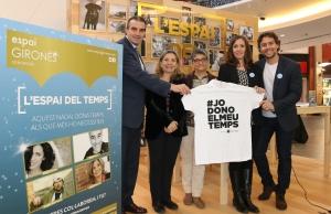 L'Espai Gironès i 18 entitats promouen una campanya solidària per incentivar el voluntariat