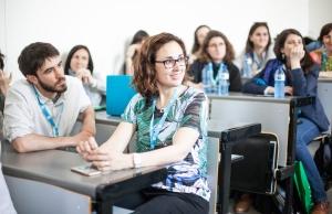 Technovation busca persones que vulguin fer de jurat en la final catalana que tindrà lloc l'1 de juny de 2019. Font: Espiral