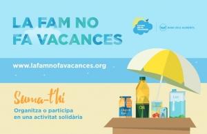 Imatge de la notícia La Fam no fa vacances torna aquest estiu!