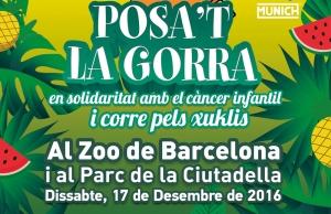 """Imatge de la notícia Torna el """"Posa't la Gorra!"""", aquest any dedicat a l'esport solidari"""