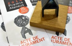 Imatge de la notícia 25 anys de Premis Ateneus