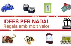 10 regals solidaris per aquest Nadal