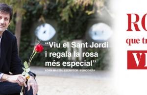Imatge de la notícia 7 formes de regalar solidaritat per Sant Jordi