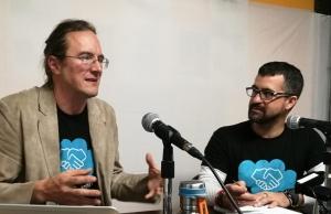 Wouter explicant CommonsCloud