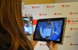 L'app va rebre en el MWC els Premis a la innovació tecnològica de la Creu Roja en la categoria
