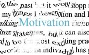 Motivation. Font: photosteve101 (Flickr)