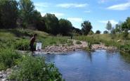 Es pot participar al Let's Clean Up amb les entitats ambientals en diferents indrets de Catalunya Font: Associació Hàbitats