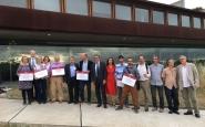 Acte de premiació dels Premis Medi Ambient 2017
