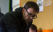 Pep Garrido, director de la pel·lícula. Font: Pep Garrido