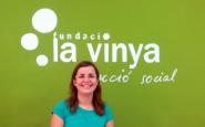 Maria del Carmen de la Fuente, directora de la Fundació La Vinya