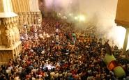 Seguici Popular per Santa Tecla Font: Ajuntament de Tarragona