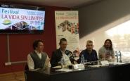 Roda de premsa de presentació del festival. Font: Ajuntament Castelló d'Empúries