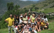 Camps de treball de custòdia agraria (imatge; custodiagraria.wordpress.com)