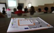 """Presentació de l'informe """"La veu dels empresaris europeus. Reptes i beneficis de la inclusió de migrants al mercat laboral"""" Font: Projecte MILE"""