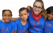 Vols fer voluntariat al casal d'estiu de la Fundació Comtal?