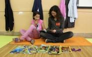 Voluntariat socioeducatiu CROMA de la FAS (Font: FAS)