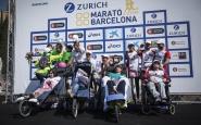 Zurich Marató de Barcelona solidària gràcies a migranodearena.org