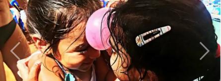 El casal d'estiu és un moment important d'esbarjo per a molts infants. Font: L'Esquitx