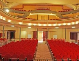 Teatre de Sarrià Font: Teatre de Sarrià