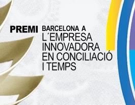 Premi Barcelona a l'Empresa Innovadora en Conciliació i Temps 2020