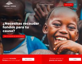 migranodearena nova web Font: Isabel Parellada
