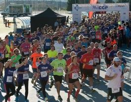 La cursa a Madrid de 2015 es va fer de manera simultània a la d'Alacant Font: Cursa de les Ciutats