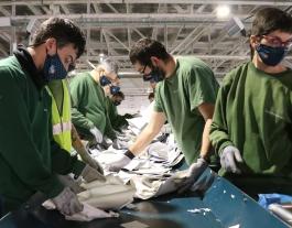 Mantenir els llocs de feina als centres especials de treball és una de les prioritats de Dincat. Font: Dincat