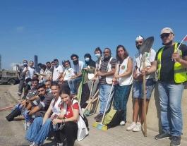 L'Associació Catalunya-Líban, l'Associació Catalana per la Pau i la Fundació Pau i Solidaritat de CCOO Catalunya van posar en marxa dies després de l'accident una campanya d'emergència conjunta. Font: Associació Catalunya-Líban