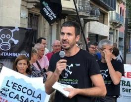 Guille López es el portaveu de l