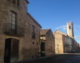 La masia històrica del poble de Poal es convertirà en un obrador cooperatiu. Font: Avantva