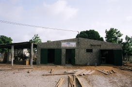 Tallers de Formació Professional a Sokone, Senegal. Font: Caldes Solidària