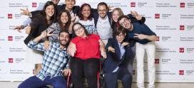 Guanyadors/ores dels VIII Premios Jóvenes Emprendedores sociales. Font: Blog dels premis