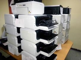 Donació de 79 impressores per a gairebé 30 entitats socials