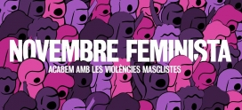 Novembre Feminista és la plataforma que organitza l'assemblea. Font: Novembre Feminista