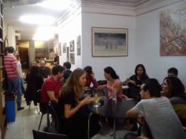 Intercanvis lingüístics a l'Aula d'Idiomes