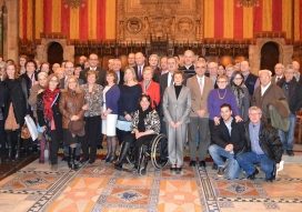 Barcelona European Volunteering Capital presentation