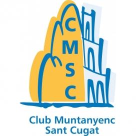 Logo del Club muntanyenc Sant Cugat