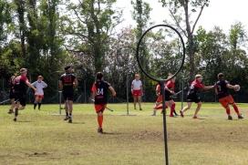 Un partit de Quidditch
