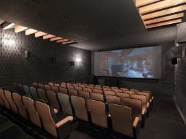 Sala de cinema / Foto: Zumzeig Cinemacooperativa