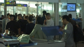 La vaga del personal d'Eulen, a l'aeroport del Prat, és un exemple del malestar que produeixen els contractes 'low cost'