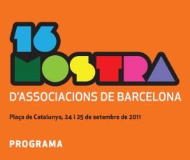 16a Mostra d'associacions de Barcelona